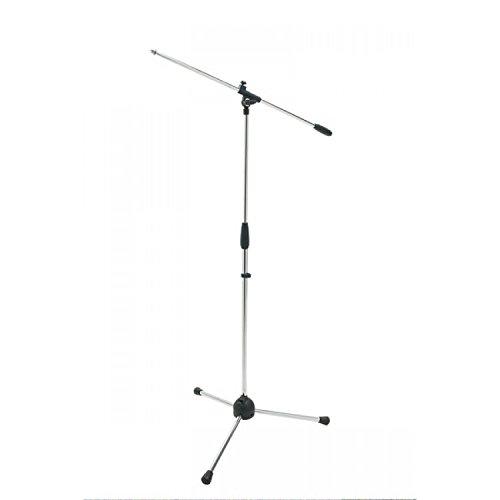 PROEL RSM170 Asta a giraffa per microfono, con base tripoide in nylon