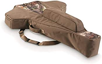 Guide Gear Deluxe Universal Soft Crossbow Case with Backpack Strap, Padded Water-Resistant Outdoor Archery Gear Bag