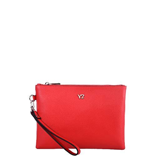 YNOT Borsa Pochette S CAR742 Red