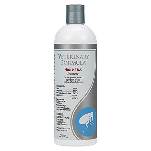 Veterinary Formula Clinical Care Flea and Tick Shampoo