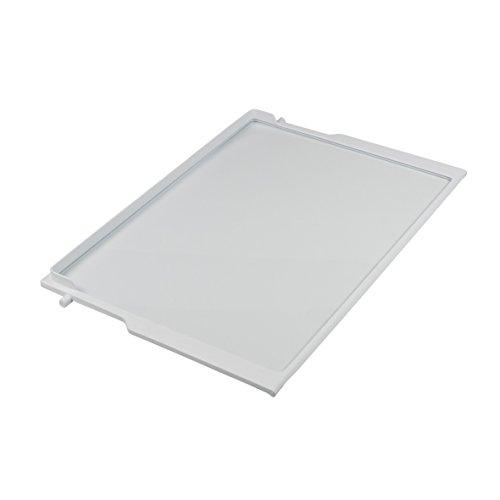 Siemens Bosch 00353028 353028 ORIGINAL Regalboden Abstellfach Innenraumablage Glasscheibe Einlegeboden Einlegefach Ablageboden Glasplatte Ablage mit Rahmen Kühlschrank auch Constucta Balay Neff