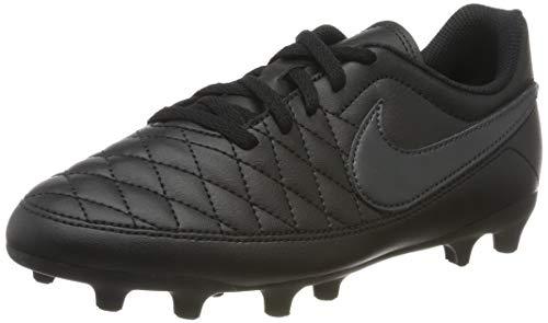 Nike Jr Majestry FG, Zapatillas de Fútbol Unisex Niños, Negro (Black/Anthracite/Black 001),...