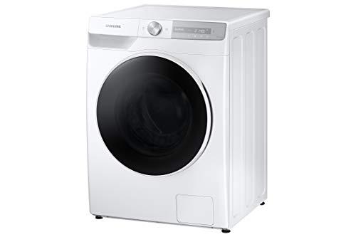 Samsung Elettrodomestici WW10T734DWH/S3 Lavatrice 10 kg, UltraWash, Ai Control, 1400 Giri, Bianco