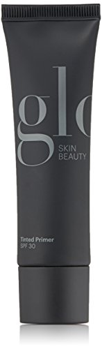Glo Skin Beauty Tinted Primer SPF 30 in Light , Foundation Face Priming Tint with Sunscreen , 4 Shades, Satin Finish