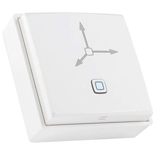 ELV Homematic IP Komplettbausatz Beschleunigungssensor HmIP-SAM, für Smart Home/Hausautomation