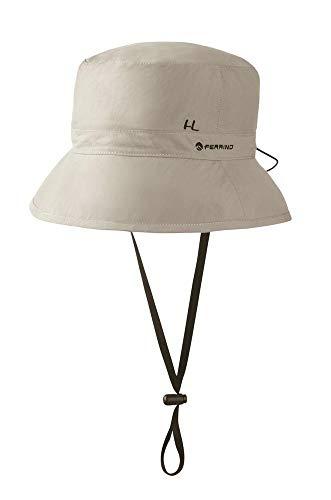 FERRINO Pack-it, Chapeau Homme M Sable