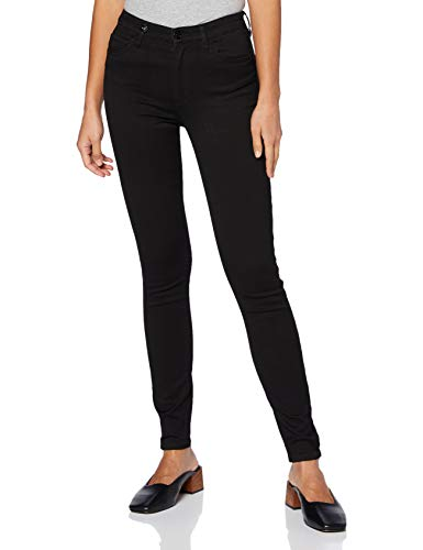 Armani Exchange Womens Jeans, Black Denim, W27/L30