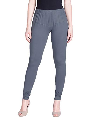 Lux Lyra Women's Leggings (LYRA IC Legg Steel Grey 37 Free Size)