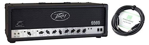 Peavey 6505 Gitarrentopteil Set inkl. Instrumentenkabel