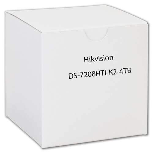 Review Of Hikvision DS-7208HTI-K2-4TB