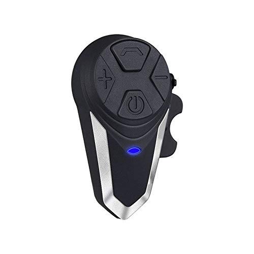 BT-S3 Motorcycle Intercom 1000M Helmet Water Resistant Interphone 3 Rider At Max Helmet Headset EU Plug