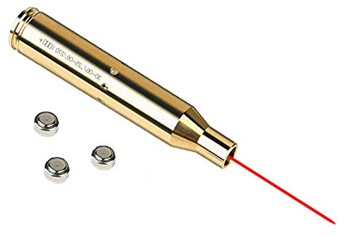 Gotical 30-06 25-06 and 270 Cartridge Laser Bore Sighter .270 Red Laser Boresight