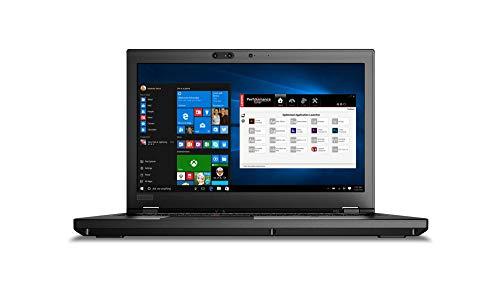 Lenovo ThinkPad P52 Laptop 15.6 inch FHD (1920x1080) IPS Intel Core i7-8850H (8th Gen) NVIDIA Quadro P2000 4GB GDDR5 64GB 1TB SSD M.2 Win10 Pro (64GB RAM | 1TB SSD)