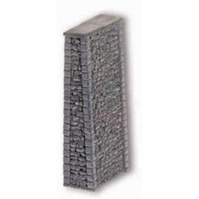 Noch 34861 Quarry Stone Bridge Piers N Scale  Model Kit