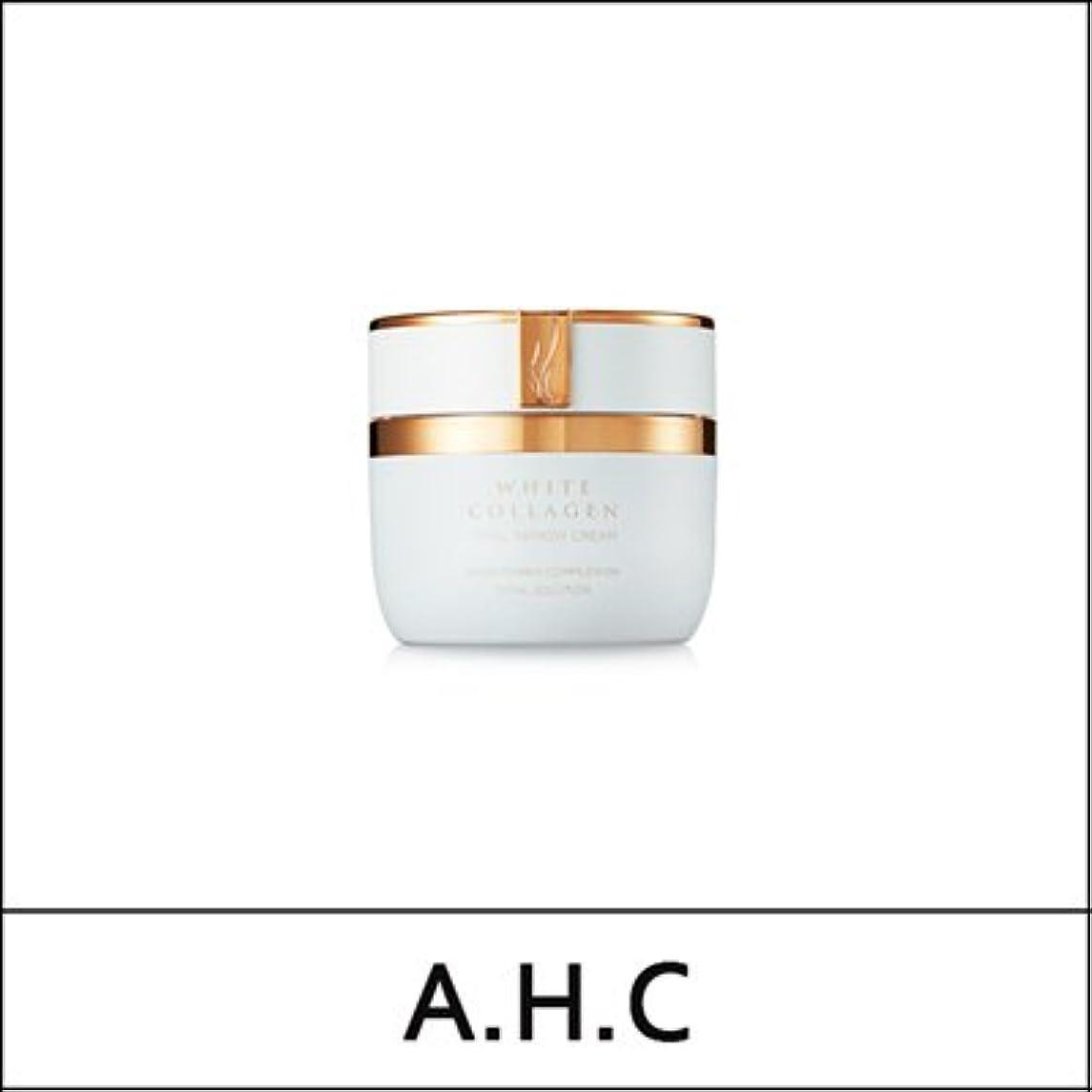 受け入れた薄める大人A.H.C (AHC) White Collagen Total Remedy Cream 50g/A.H.C ホワイト コラーゲン トータル レミディ クリーム 50g [並行輸入品]