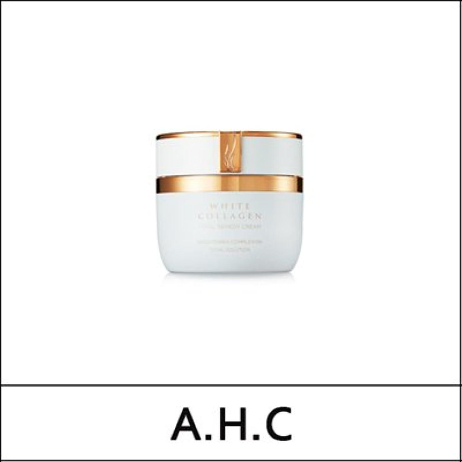 修正する国内の売上高A.H.C (AHC) White Collagen Total Remedy Cream 50g/A.H.C ホワイト コラーゲン トータル レミディ クリーム 50g [並行輸入品]