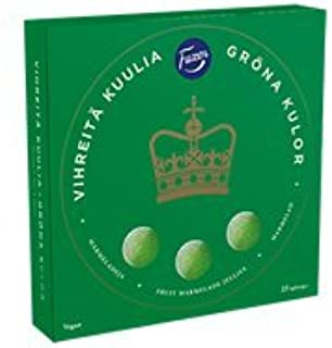 Fazer Green Jellies 500g SET OF THREE (3)