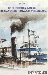 De sleepboten van de Nederlandsche Rijnvaart Vereniging