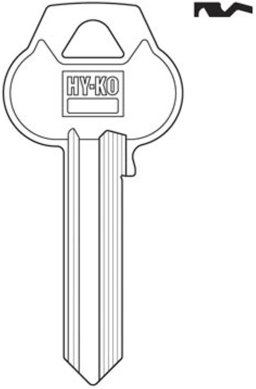 Hy-ko Corbin russwin Entry Door Lock Key Blank