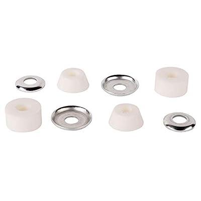 Independent Lenkgummis Standard Cylinder 78A Super Soft (White)