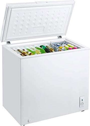 Iberna ICHM200 - Congelatore a pozzetto, classe A+, 200 Litri