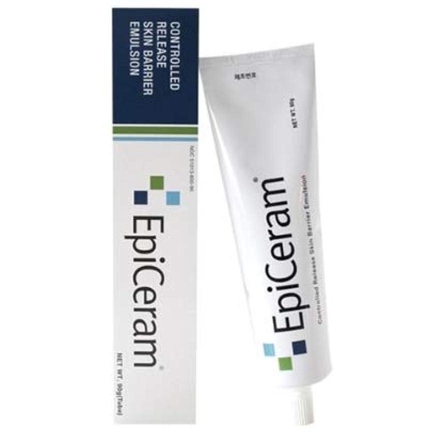 口実戸口ジョージスティーブンソン[Epiceram]日本発売記念セール(1000円割)! [ 非ステロイド/安全なアトピー1次治療剤-米FDA承認 ] Epiceram エッピセラム 90g. Skin Barrier Emulsion. X Mask Pack 2p