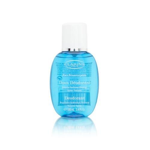 Clarins Eau Ressourcante Unisex, Deodorant, 1er Pack (1 x 100 g)