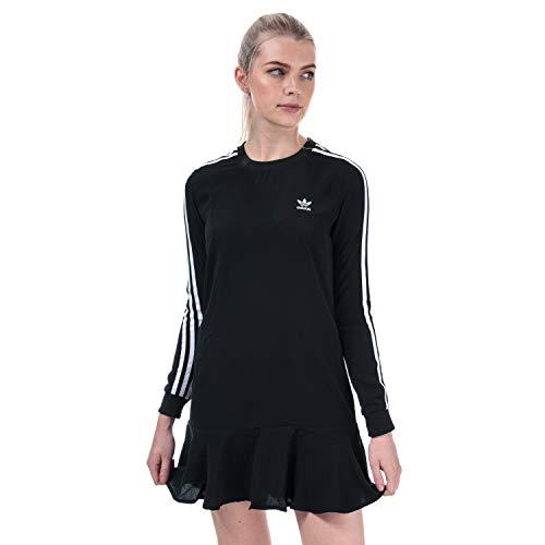 adidas Dress - Vestido para mujer, color negro Negro 36