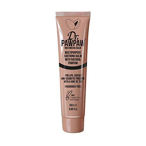 Dr. PAWPAW Rich Mocha Balm for Lips and Skin, 1 x 25ml