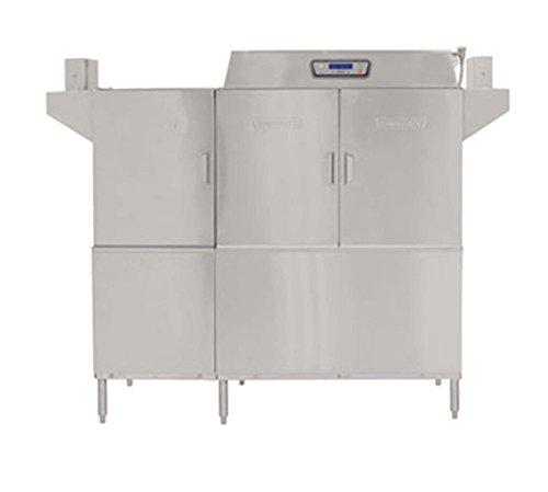 Hobart CLPS66E-7 R/L 15KW Tank Heat 208/60/3 30KW Booster Conveyor Dishwasher