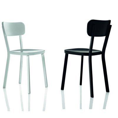 Magis Deja-Vu Chair Chaise Vernie Noir