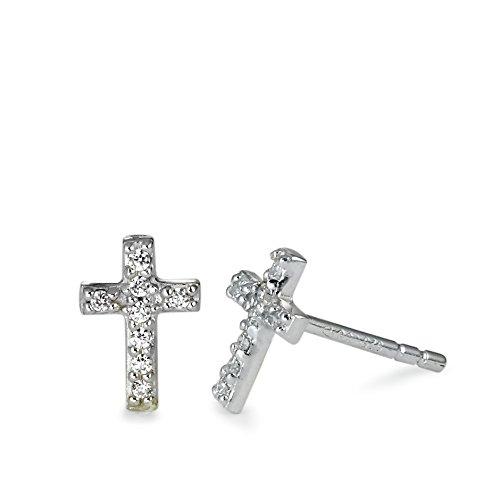 Ohrringe 925 Kreuze