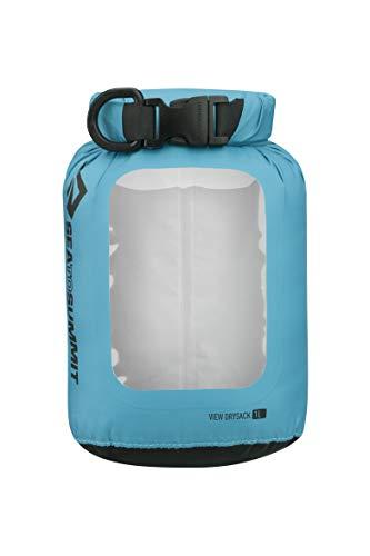 Sea to Summit View 70D Dry Sack-4 litros Sac, d'alpinisme et de Trekking Unisexe pour Adulte Mixte, Bleu (Blue), Taille Unique