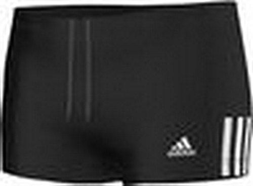 Adidas S22947 Infinitex Boxer de bain Homme Noir/Blanc: Taille 3 (Taille Fabricant: 5)