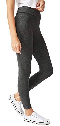Kuckuck Damen Leggings aus Bio Baumwolle, Sporthose Laufhose Jogginghose für Damen Freizeit Sport
