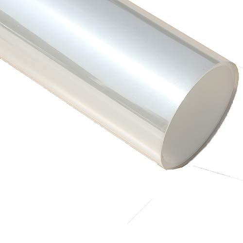 HOHO klar Sicherheit Sicherheit Fenster Film Glasbruchschutz für Glas Fenster Türen, durchsichtig, 152cmx50cm