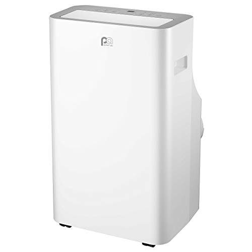 Perfect Aire 12,000 BTU Ultra-Quiet Portable Air Conditioner with Remote, Window Vent Kit, Washable Filter, Cools Large Rooms