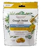 Quantum Health Cough Relief, Meyer Lemon & Honey, 18 Lozenges Each (Pack of 2)