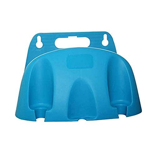 FSXZM Wasserrohrhalterung Wandmontiertes ABS-Material Umweltfreundliche, langlebige Schlauchhalterung Verlängerungsschlauchhalterung, um die Gärten sauber zu halten
