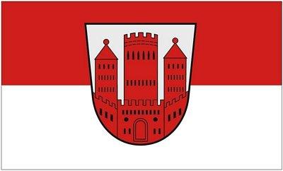 Fahne / Flagge Dinslaken NEU 90 x 150 cm Fahne Flaggen