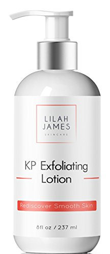 Lilah James KP Exfoliating Lotion 8oz - 14% Glycolic Acid and 2% Salicylic Acid