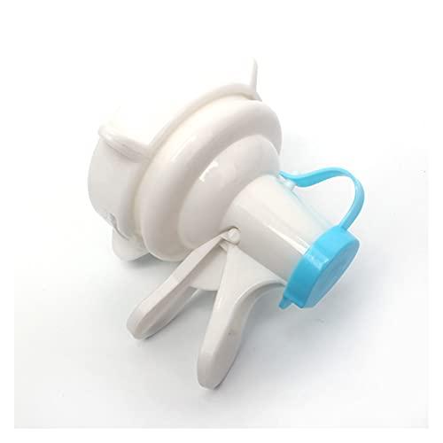Popular Portátil de la jarra de agua de 3 a 5 galones con la válvula de la botella de bebida Piezas de la válvula del dispensador de agua para la válvula de salida de 55 mm del grifo de la válvula dur