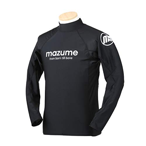 マズメ(MAZUME) ラッシュガード MZAP-418-01 ブラック M