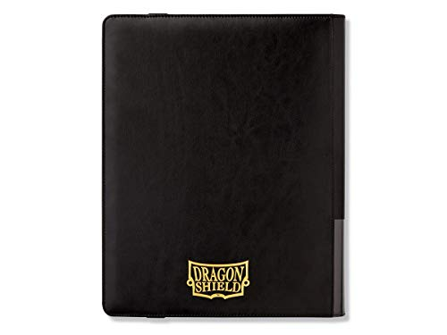 Dragon Shield 34002 Card Codex 360 Portfolio Binder, Black