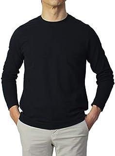 チルコロ 1901 CIRCOLO 1901 クルーネック ロングスリーブ Tシャツ コットン スムースニット