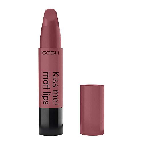 Gosh Kiss me! matt lips Lipgloss 009 Naked Kiss 2g