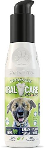 PetzLife Oral Care Gel 4oz Peppermint