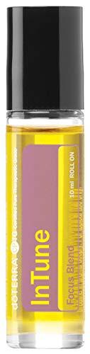 doTERRA - InTune Essential Oil Focus Blend Roll On - 10 mL