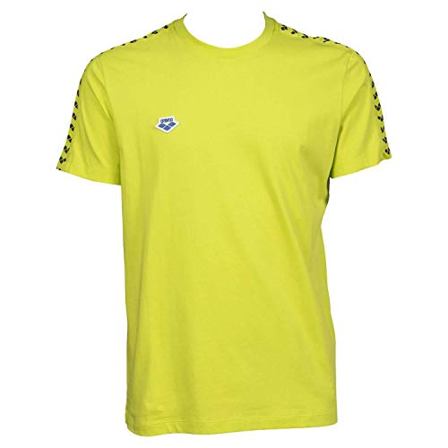 ARENA M Team S/S - Camiseta Deportiva. Hombre