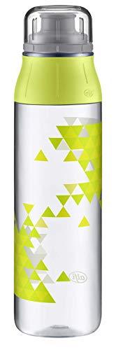 alfi Trinkflasche Tritan BPA Frei 700ml – Wasserflasche tritanBottle Triangle - auslaufsicher, spülmaschinenfest, 5495.109.070